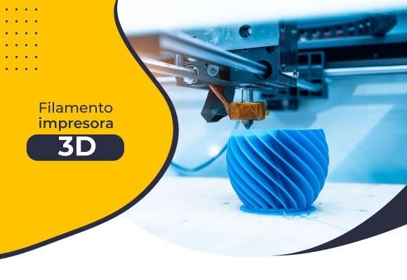 Encuentra con nosotros el filamento impresora 3D