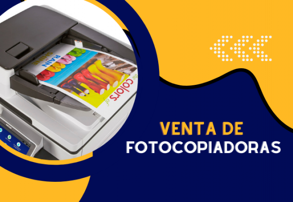 Fotocopiadoras a Color